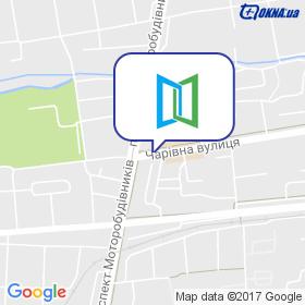 Сапожников И.М. на карте