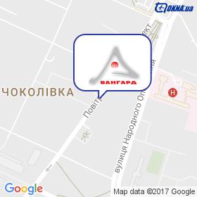 АВАНГАРД СЕРВІС на мапі