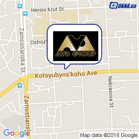 АВД-Групп на карте