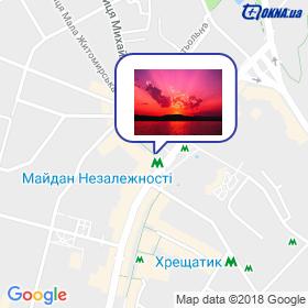 БАЛТВУД на карте