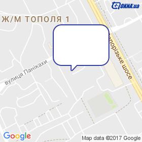 Беловал на мапі