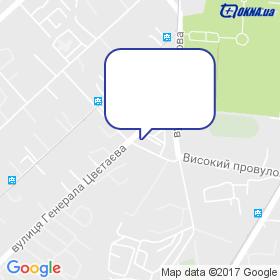 Бобко на мапі
