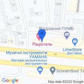 Бондаренко Е.Ю. на карте