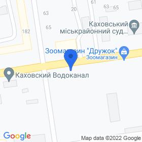 ЧУМАК на карте