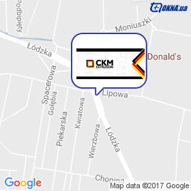 CKM Extrusion TITANIUM на карте