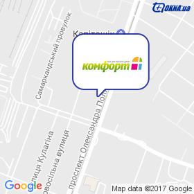 Біланов на мапі