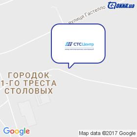 СТС - Центр на карте