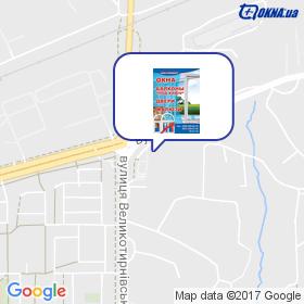 Дом-Комфорт на карте