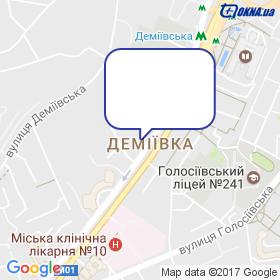 DECA-Україна на мапі