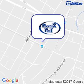 Дэкорэр Бэст на карте