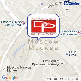 ДИПЛАСТ Торговый дом на карте