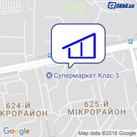 Dobrodom на мапі - Салтовское шоссе, 256-В, , Украина