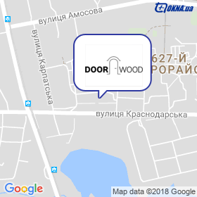 DoorWooD на мапі