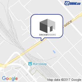 DreamБуд на мапі