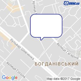 ДСГруп на мапі