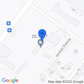 Донецкий завод алюминиевых профилей на карте