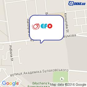 ЭФО ЛТД на карте