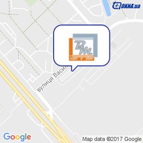 Еко-Майстер на мапі