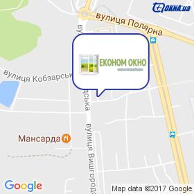 Базаров В.Э. на карте