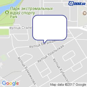 Експофактор на мапі