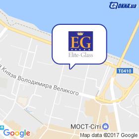 Еліт Глас на мапі
