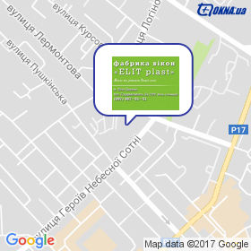 ELIT plast на карте