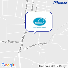 ЕЛОТЕК на мапі