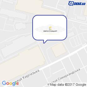 Євростандарт на мапі