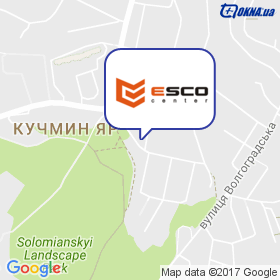 ЭСКО-ЦЕНТР на карте