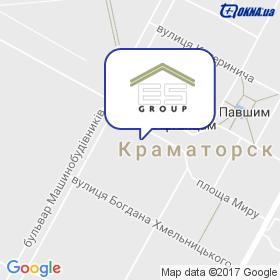 ESGroup на карте
