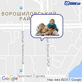 GNG Service на мапі