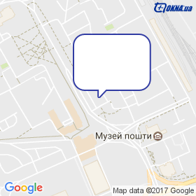 Євровікна салон (СПД Лотков С.В.) на мапі