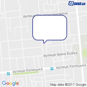 Євроокно на мапі
