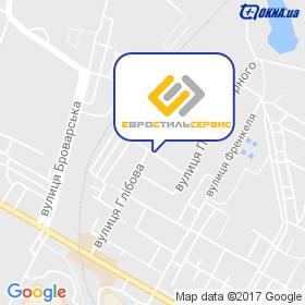 Евростиль-сервис на карте
