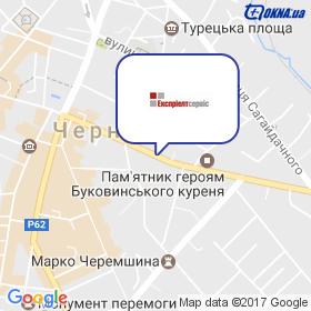 Експріелтсервіс на мапі