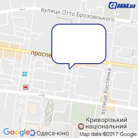 Фалько Л. В. (Магазин ГАЙКА) на мапі