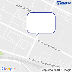 ФАСАДВІКНОБУД на мапі