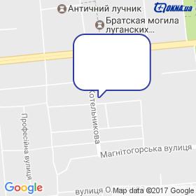 Феанор ЛТД на карте