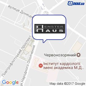 FENSTER HOUSE на карте