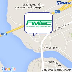 Fimtec Украина на карте