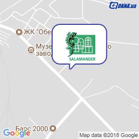 Виконмир на карте