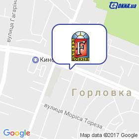 Форус, ТМ на карте