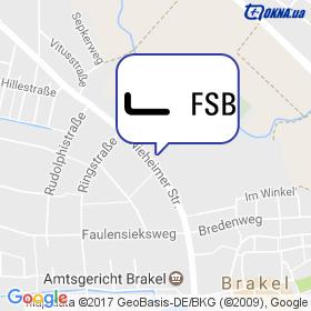 FSB на мапі