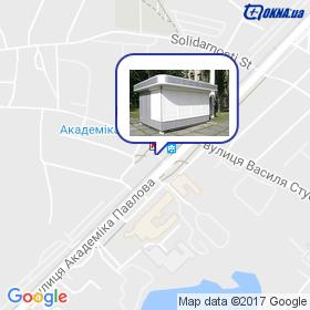 ГАВРИЛОВ С.В. на карте