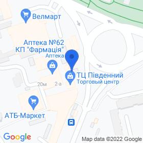 ГАЗДА на карте - Эспланадная 20, оф. 304, , Украина