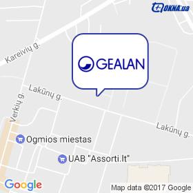 GEALAN BALTIC на карте