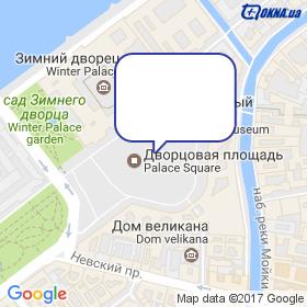 ГЛАСКЕК на мапі