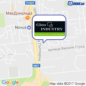 Glass INDUSTRY на карте