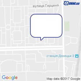 Горбач О. Н. на карте