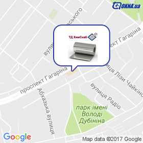 Хім Снаб на мапі